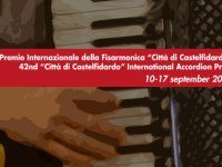 PIF2017 Accordion International Prize and award for soloist and groups