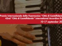 PIF2017 Premio Internazionale della Fisarmonica per solisti e gruppi Castelfidardo