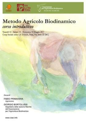 metodo agricololo biodinamico