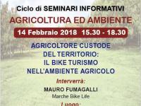 Agricoltura ed Ambiente, ciclo di seminari informativi
