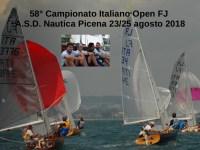 Campionato Italiano Open FJ  2018