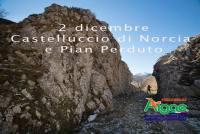 Hiking in Monte Sibillini - Castelluccio di Norcia e Pian Perduto