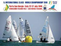 FLYING JUNIOR WORLD CHAMPIONSHIP 2019 22 – 27 JULY – PORTO SAN GIORGIO – ITALY