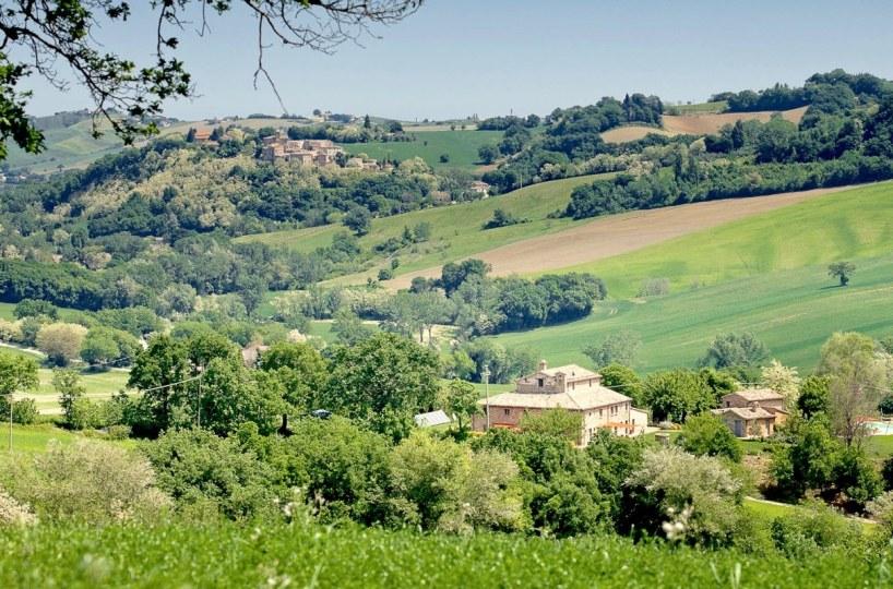 Borge Montesecco - Melograno