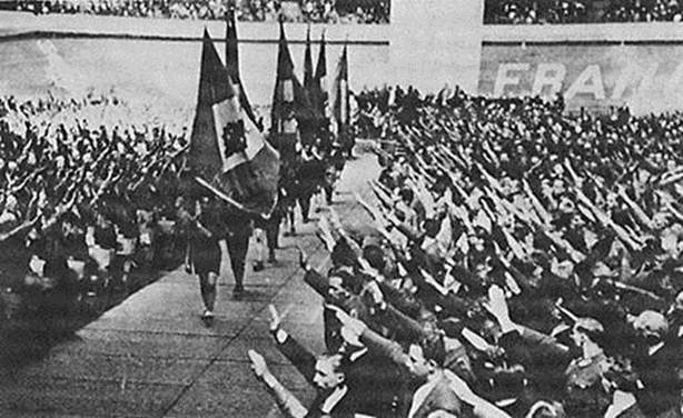 the racial state the nazi state of the third reich Eugenics and genocide in nazi germany summary the holocaust was a form of  genocide, which refers to the intentional, systematic.