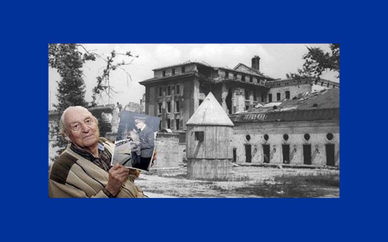 Rochus Misch: The Last Survivor from Hitler's Bunker