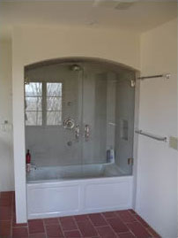 shower doors 14