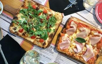 Kilómetro de Pizza