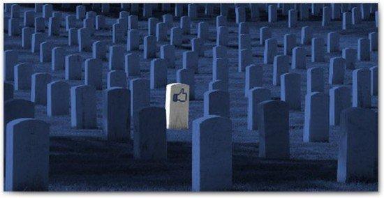 facebook muerte