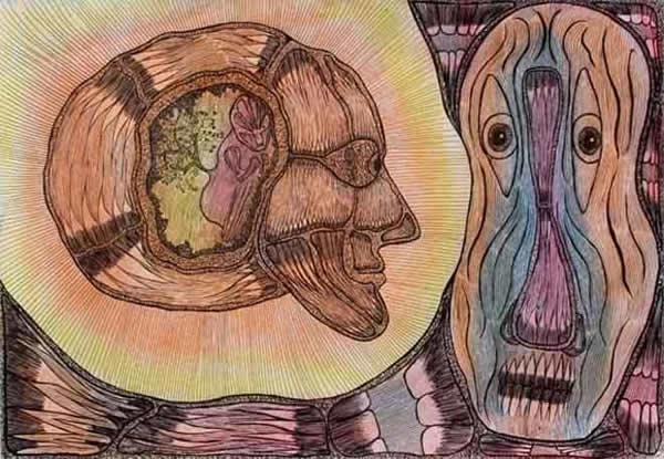 Pinturas de enfermos mentales (1)