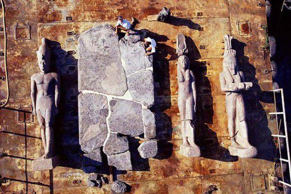Ciudad perdida Thonis-Heracleion (4)