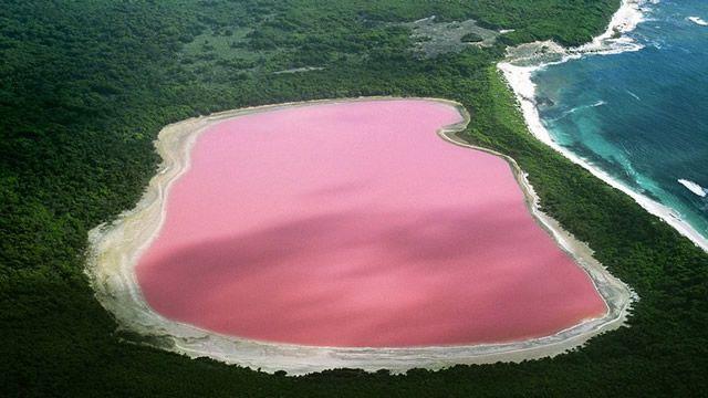 Lago Hillier