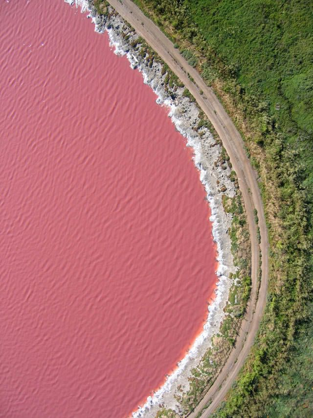 Lago Retba