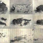 Kyusouzu, las nueve etapas de la muerte