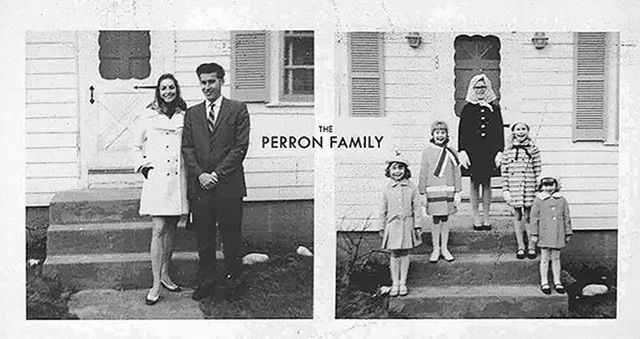 Harrisville la verdadera historia de la familia Perron - El Conjuro (2)