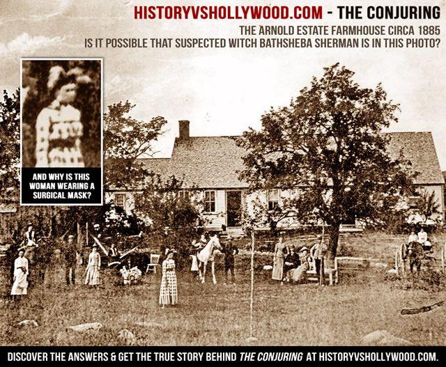 Harrisville la verdadera historia de la familia Perron - El Conjuro (3)