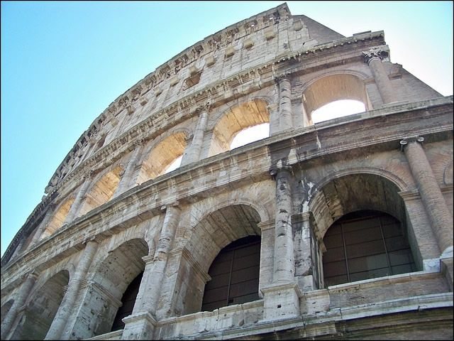 Coliseo Romano Amphitheatrum Flavium
