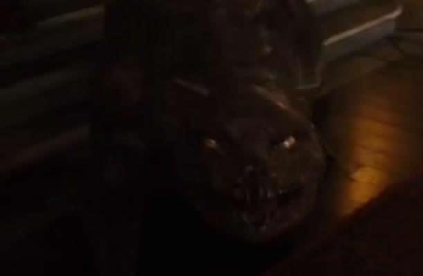 perro del demonio