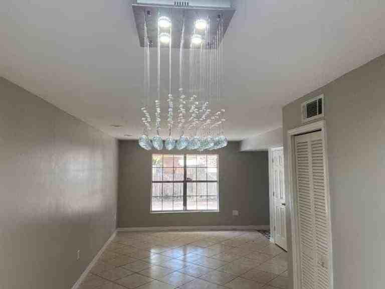 Inexpensive chandelier