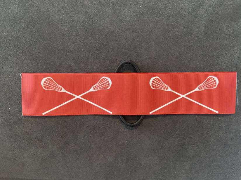 easy ribbon hair tie tutorial