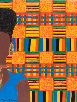 Scene on the Side - Kente