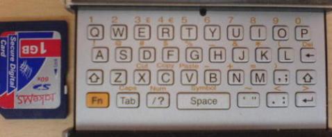 Tosa keyboard