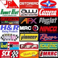 Manufacturers of Slot Cars