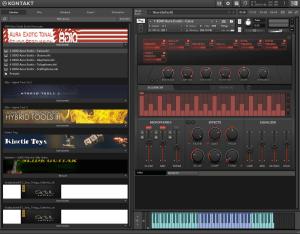 8DIO Aura Studio Exotic Percussion 8,09 GB ( Perc Exotica ) ( 64 Bits )