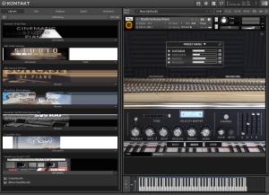 8Dio Suitcase 54 Piano 17,8 GB ( Pianos ) ( 64 Bits )