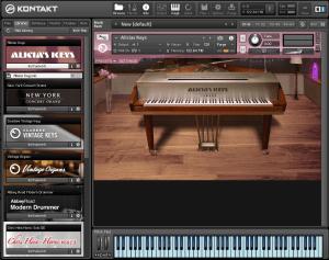 Alicia Keys 7,47 GB ( Piano )