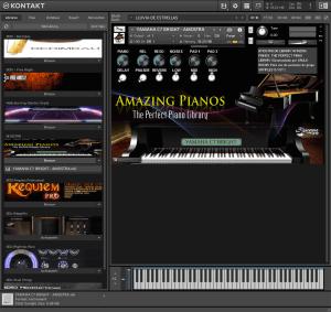 Amostra 774,6 MB ( Piano ) ( 64 Bits )