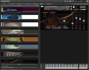 Aria Sounds London Solo Double Bass 4,6 GB ( Cello ) ( 32 Bits )