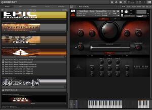 Audio Imperia Hank Drum Exp 1 Cinematic Motion 4,06 GB ( Drum . Eletronica , Rap )