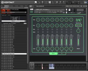 Audiomodern - SYNC 3 1,22 GB ( Loops ) ( 32 Bits )