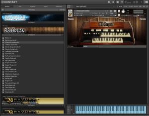 B8 Organ 492,9 MB ( Organ ) ( 64 Bits )