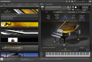 Bechstein Digital C. Bechstein Digital Grand 25,49 GB ( Piano )