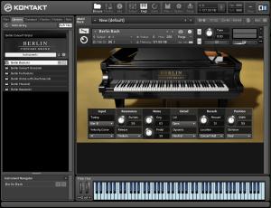 Berlin Concert Grand 2,98 GB ( Piano ) ( 32 Bits )