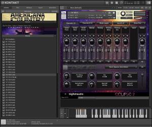 Big Fish Audio - Eclipse 2 Ambient Guitars MULTiFORMAT 13,89 GB ( Guitar ) ( 64 Bits )