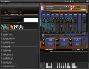 Big Fish Audio Latin Jazz 2 3,0 GB ( Jazz )