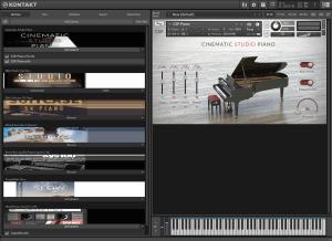Cinematic Studio Piano 4,5 GB ( Piano )