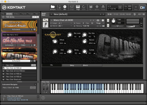 Eastwest Colossus 34,37 GB ( Pad , Piano Digital , Synth ) ( 32 Bits )