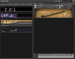 Embertone Jubal Flute 83,5 MB ( Flauta ) ( 32 Bits )