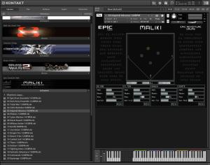 Epic SoundLab Maliki 6,21 GB ( Loops Epicos ) ( 64 Bits )