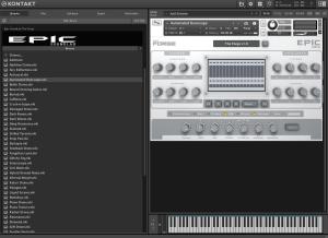 Epic SoundLab The Forge 3,65 GB ( Efeitos )