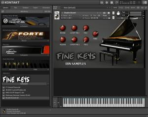 FINE KEYS 5,42 GB ( Pianos ) ( 64 Bits )