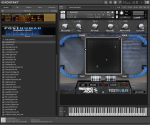 Finishing Move Posthuman 4,08 GB ( Synth ) ( 64 Bits )