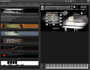 Hohner White Baby Grand 14,85 GB ( Piano )