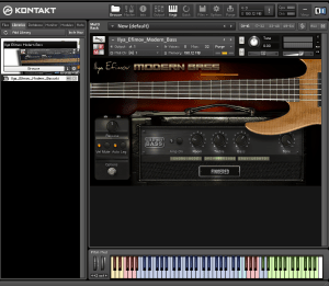 Ilya Efimov Modern Bass 3,72 Gb ( Bass ) ( 32 Bits )