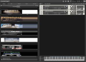 KORG triton Extreme Sound Library 1,93 GB ( Teclado )