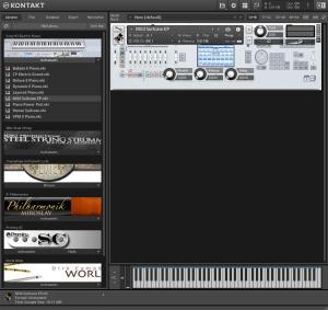 Korg M3 Electric Pianos 295,8 MB ( Piano Eletrico ) ( 32 Bits )